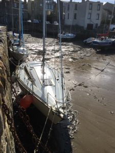 Colvic Salty Dog – Greebo 8m Bermudan Sloop