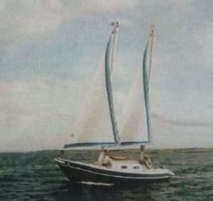 Spray Schooner (Morag)