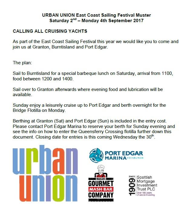URBAN UNION ECSF Festival Muster