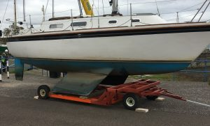 Yacht Trailer for Sale