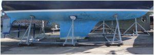 Tennamast Yacht Cradle