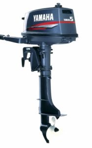 Yamaha 5hp 2 stroke long shaft outboard, for sale