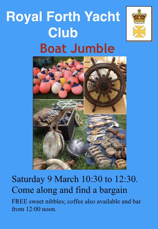 RFYC Boat Jumble